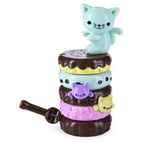 Twisty Petz Treatz, Ice Cream Sandwich Kittens Scented Stackable Collectible Bracelet