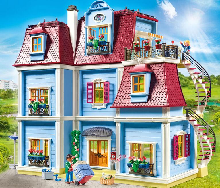 Playmobil Large Dollhouse Toys R Us Canada