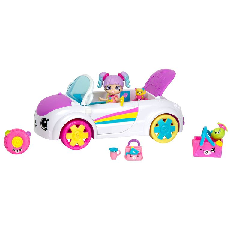 Shopkins Happy Places Season 5 – Rainbow Convertible