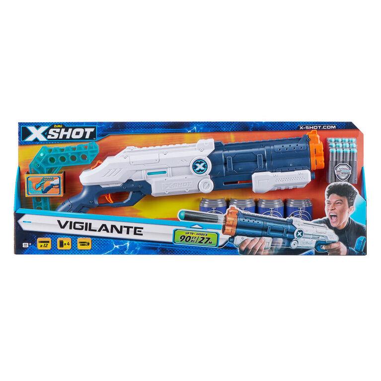 Zuru X-Shot Excel Vigilante
