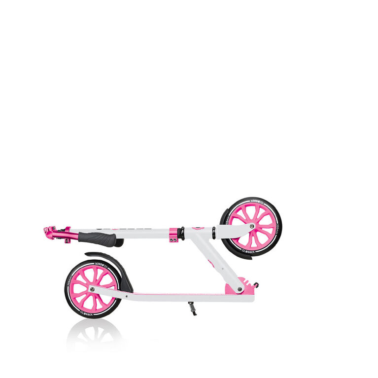 Globber NL 205 Scooter - White/Pink
