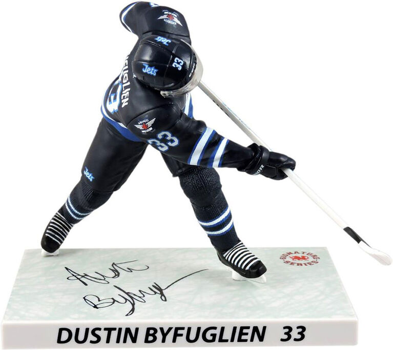 NHL 6-inch Figure - Dustin Byfuglien Signature Series