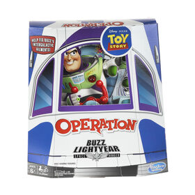Operation: Disney/Pixar Toy Story Buzz Lightyear