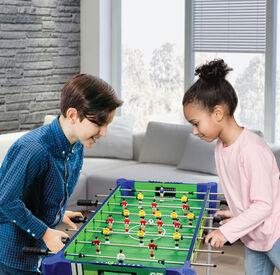 "32"" (82cm) 2-in-1 Table & Tabletop Foosball for Kids"