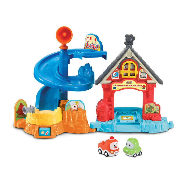 VTech Tut Tut Cory Bolides Freddie's Firehouse - French Version