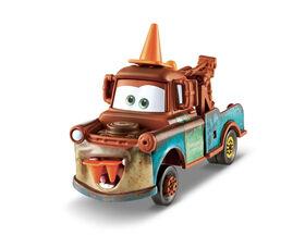 Disney/Pixar Cars Deluxe Cone Teeth Mater