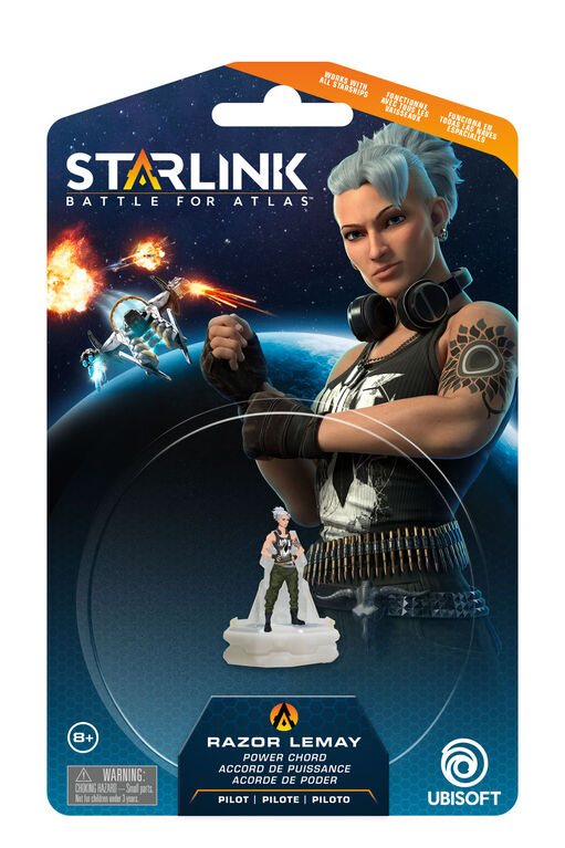 Starlink : Battle for Atlas - Pack Pilote Razor Lemay