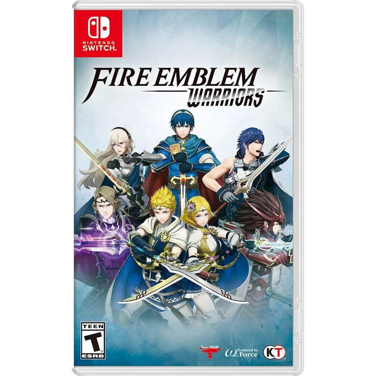 Nintendo Switch - Fire Emblem Warriors