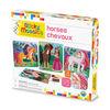 Sticky Mosaics® Chevaux.