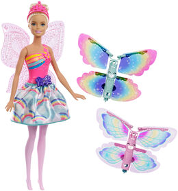 Barbie Dreamtopia Rainbow Cove Fairy Doll - Blonde