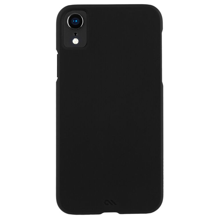 Case-Mate Barely There Case iPhone XR Black