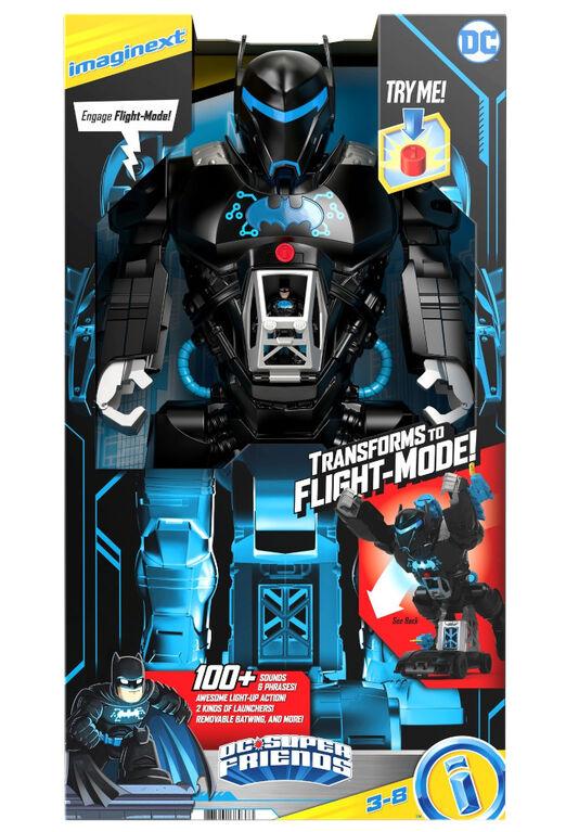 Imaginext - DC Super Friends - Bat-Tech - BatBot