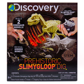 DISCOVERY Fouille Préhistorique SLIMYGLOOP