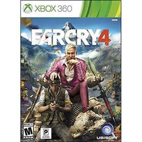 Xbox 360 - Far Cry 4