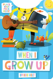When I Grow Up (shaped board book) - English Edition