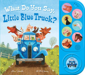 What You Say Little Blue Truck Sound - English Edition