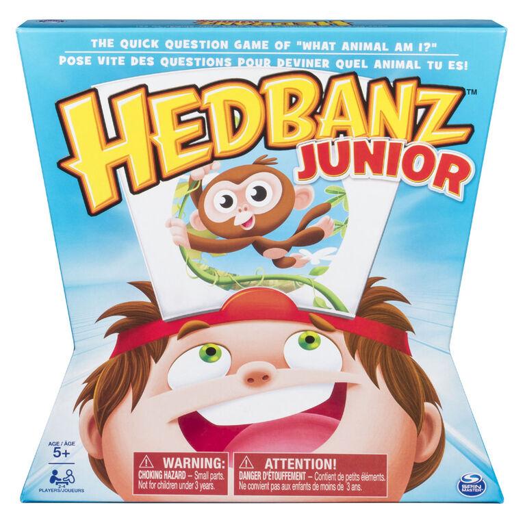 HedBanz Jr Game