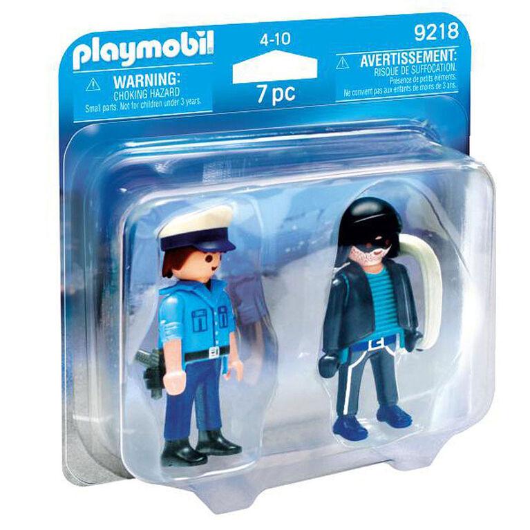 Playmobil - Policeman and Burglar