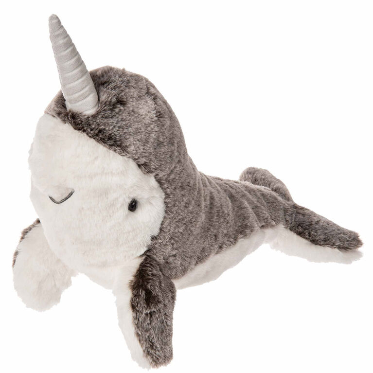 Mary Meyer - Marshmallow Zoo - Nikko Narwhal 13 inch