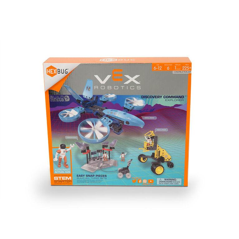 VEX Explorers Discovery Command by Hexbug