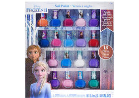 Frozen II 18 Pack Nail Polish