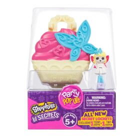 Shopkins Lil Secrets Secret Locket - Fairy Cake Birthday