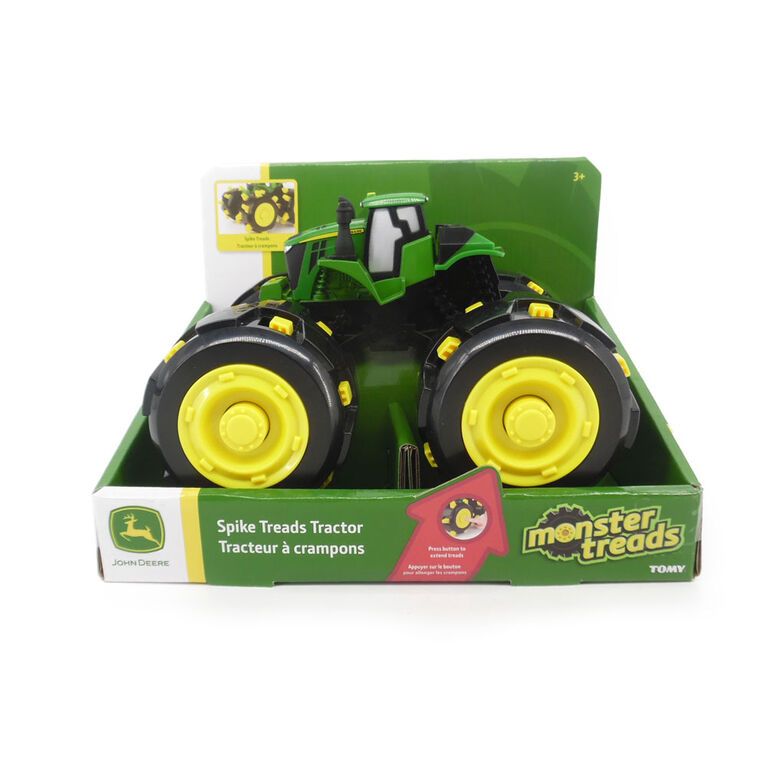 John Deere Monster Treads Tough Treads Tractor