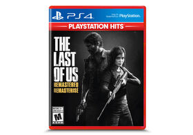 Play Station 4 - The Last Of Us Remastered PS Hits