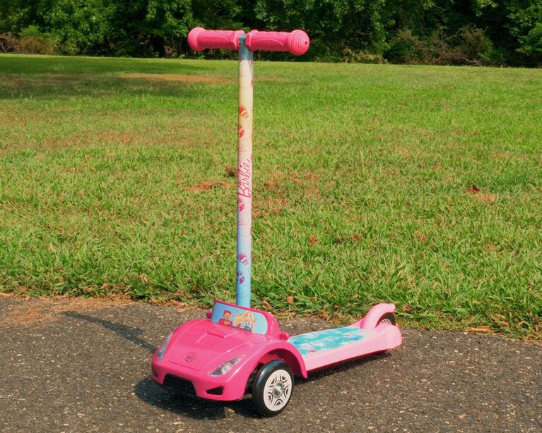 Trottinette de Barbie