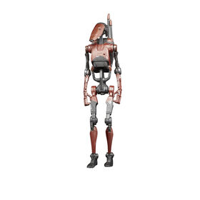 PRE-ORDER, SHIPS JUL 5, 2021 - Star Wars The Vintage Collection Gaming Greats Heavy Battle Droid