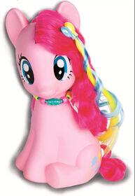 My Little Pony - Figurine Coiffer Pinkie Pie.