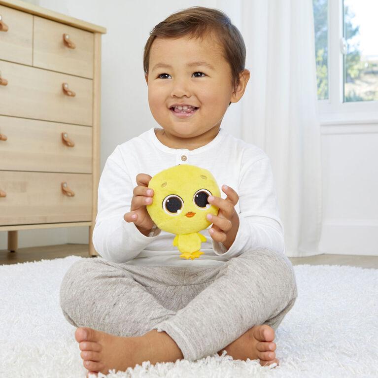 Mini peluche Dylan le canard Little Baby Bum Musical Minis