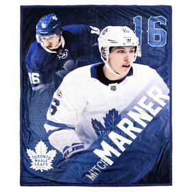 NHLPA Ultimate Fan Throw- Mitch Marner