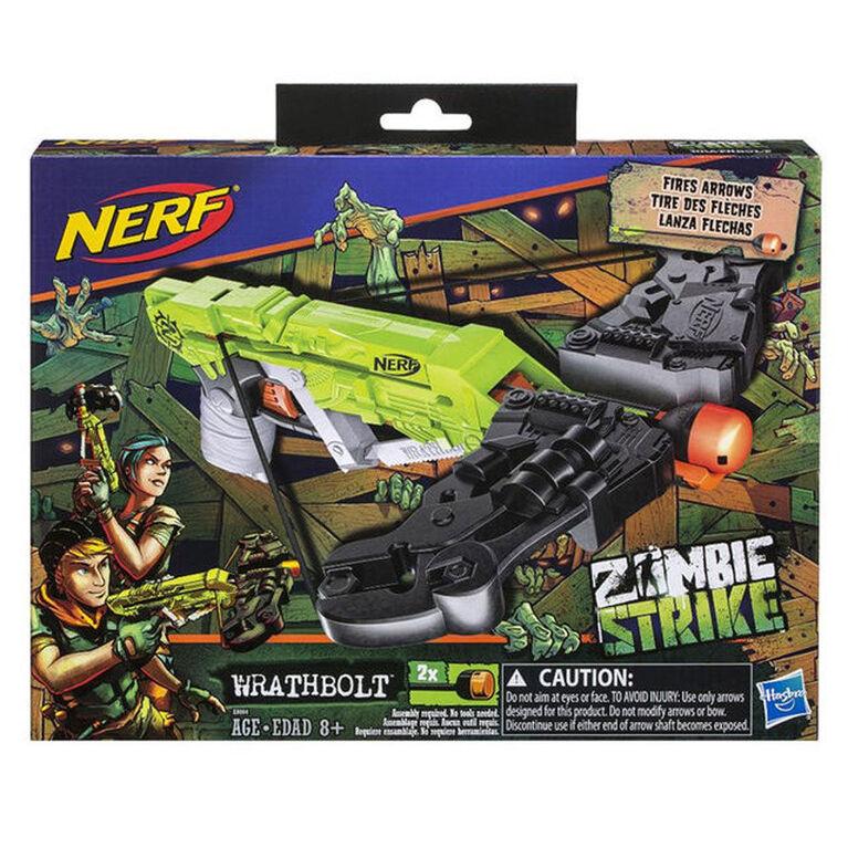 Nerf Zombie Strike Wrathbolt - R Exclusive