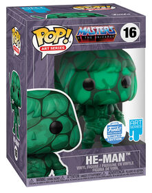 Funko POP! Animation: Masters of the Universe - He-Man - R Exclusive