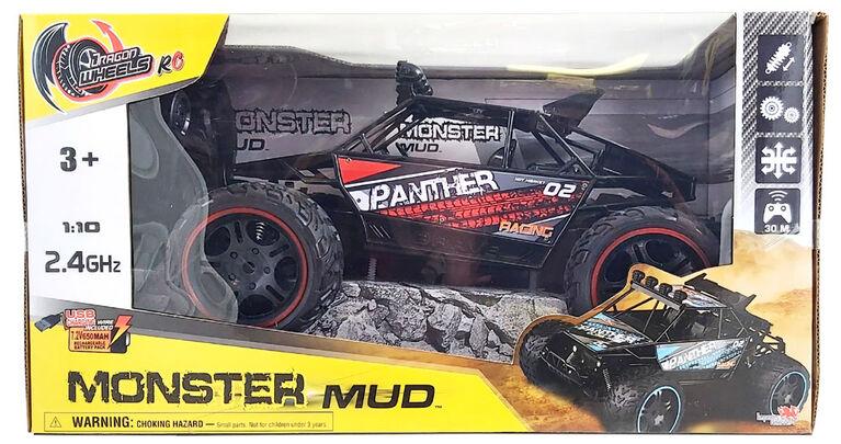Dragon Wheels RC: Monster Mud