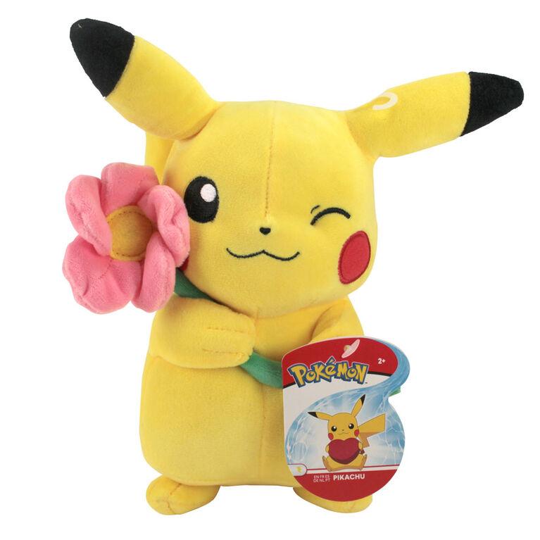 Pokémon 8 Inch Plush - Flower