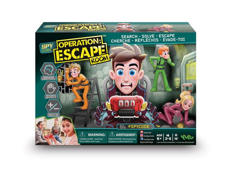 Operation Escape Game