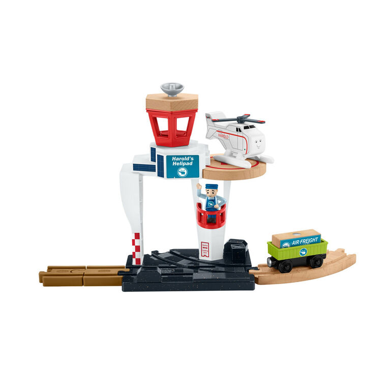 Fisher-Price Thomas & Friends Harold's Helipad - English Edition