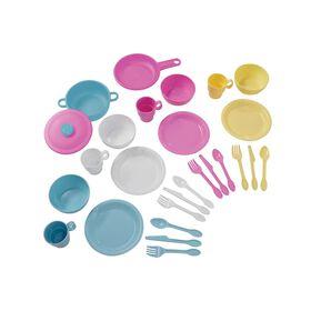 Cookware Set 27pcs - Pastel