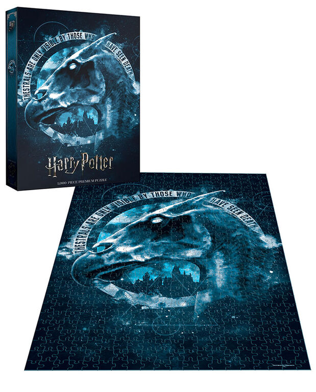 "Harry Potter ""Thestral"" 1000 Piece Puzzle"