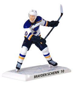 "Brayden Schenn St. Louis Blues 6"" NHL Figures"