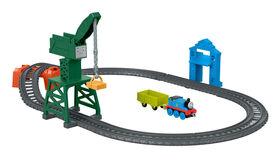 Thomas et ses amis - TrackMaster - Marché aux poissons de Brendam
