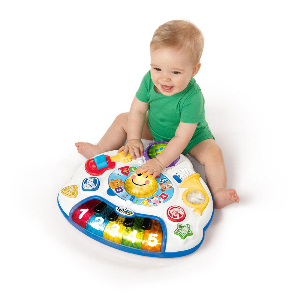 Discovering Music Kids Activity Table and Piano