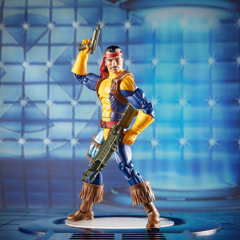Marvel Legends Series 6-inch Marvel's Forge (X-Men Collection)