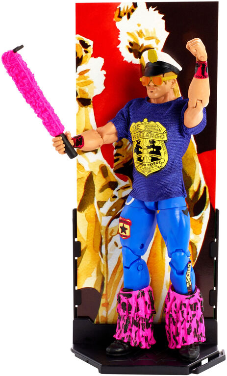 WWE Elite Collection Tyler Breeze Figure