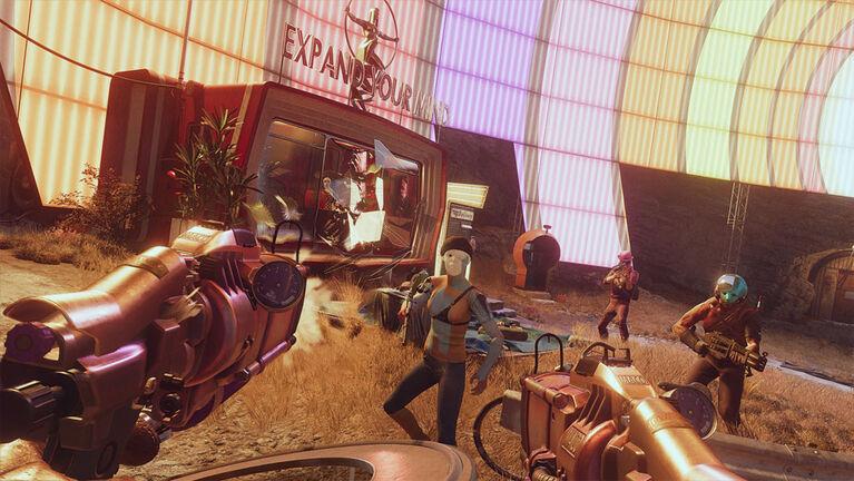 Playstation 5-Deathloop