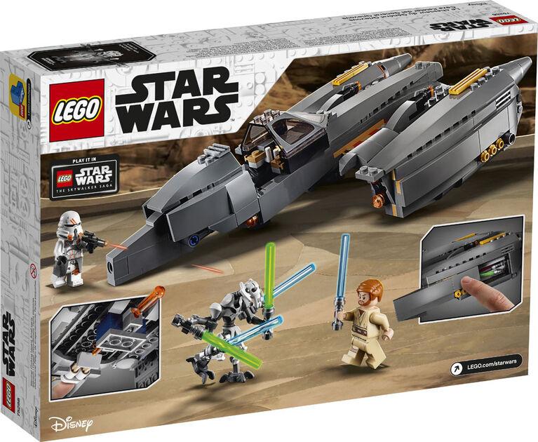 LEGO Star Wars Le chasseur stellaire du Général Grievou 75286