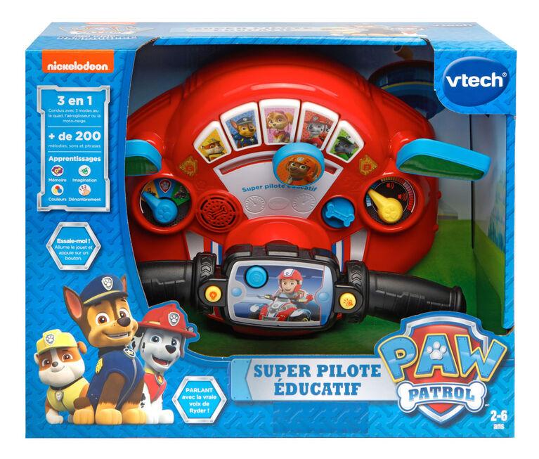 Vtech - Pat Patrouille- Super pilote éducatif