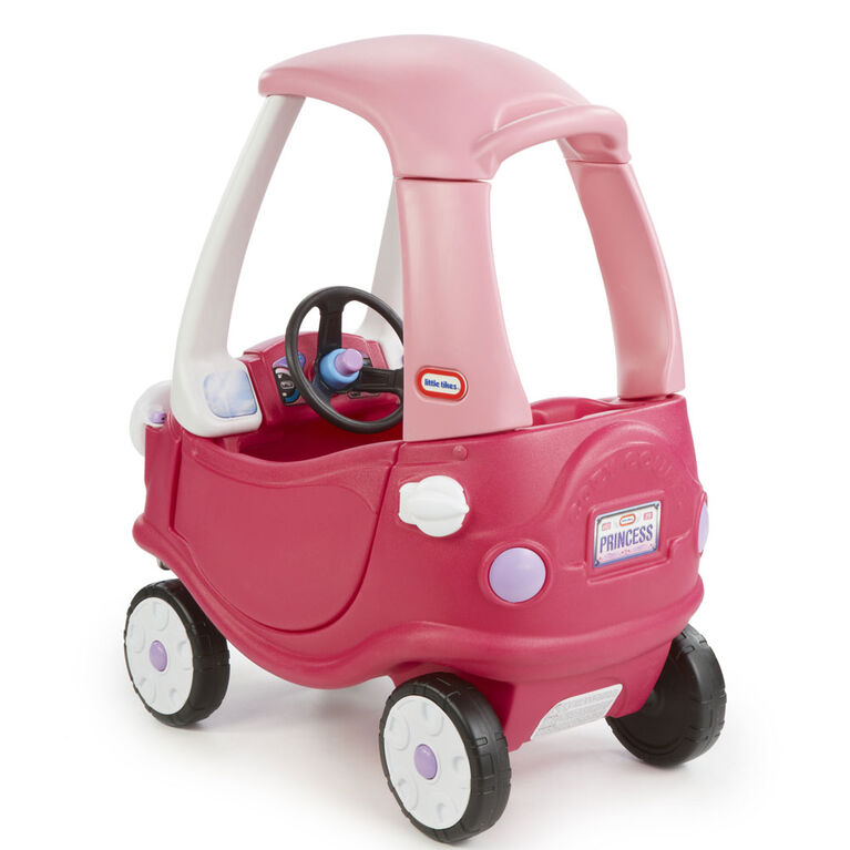 Princess Cozy Coupe Little Tikes